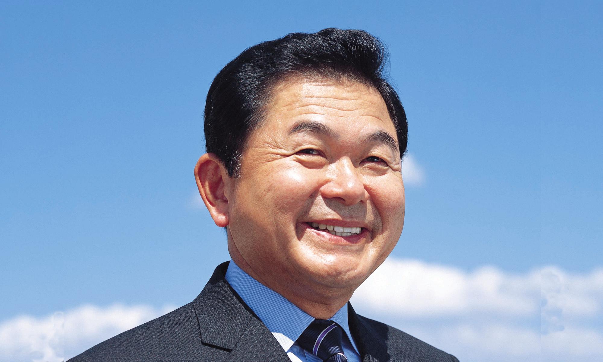元福岡県議会議員 吉村敏男(よしむら としお)