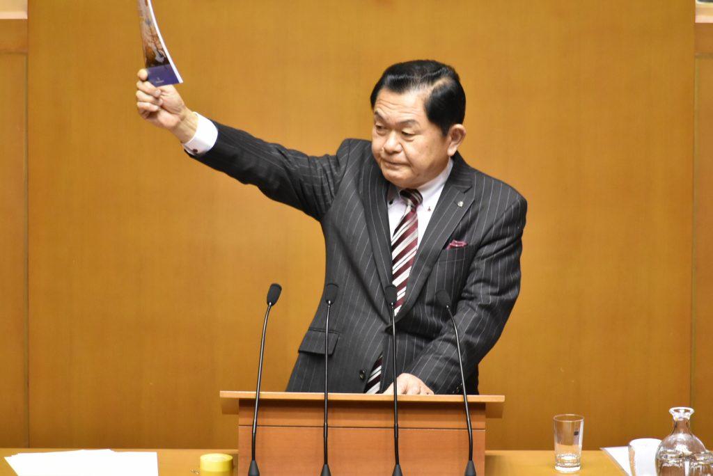福岡県議会議員 吉村敏男