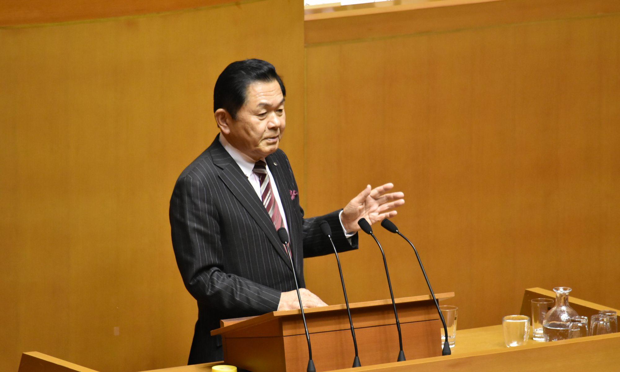 福岡県議会議員 吉村敏男(よしむら としお)