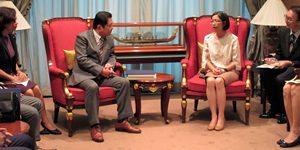 タイ総領事館の設置