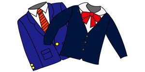 中学高校における制服選択制